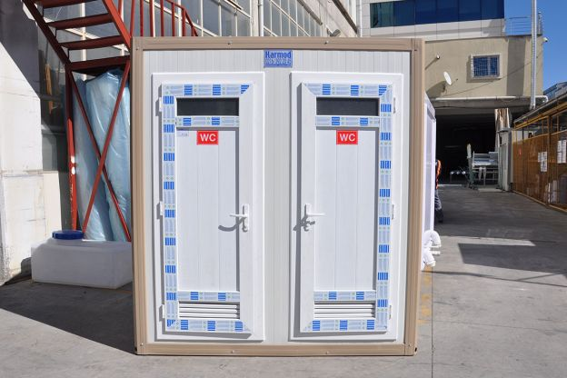 Panel Wc Shower Booths