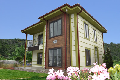 Two Storey Steel Houses
