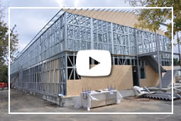 STEEL STRUCTURE BUILDING VIDEO