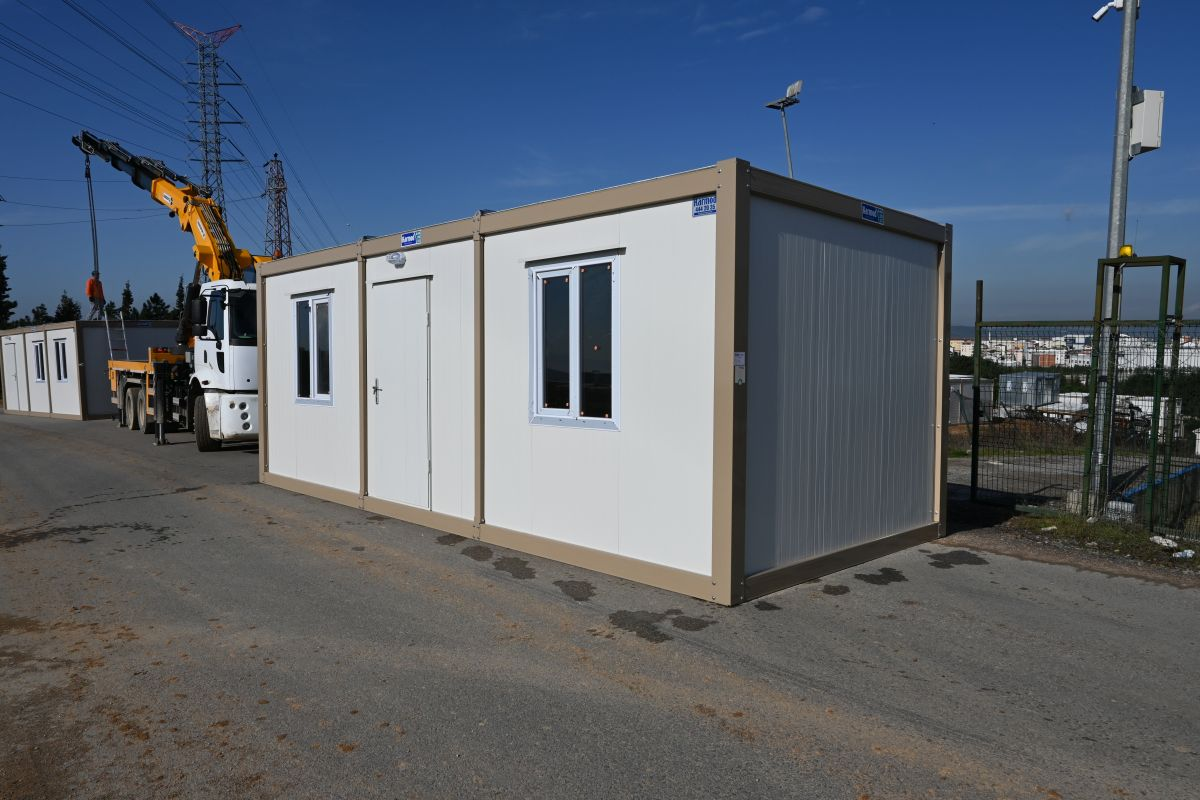 container buildings