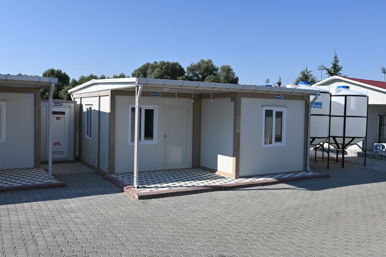 wc container house