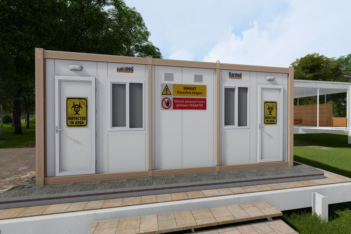 deployable mobile hospitals