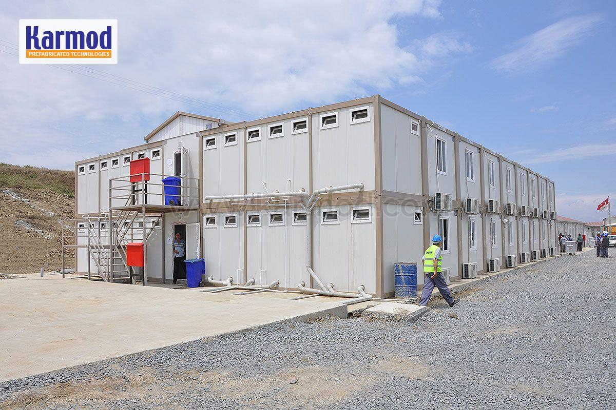 airport worksite buildings