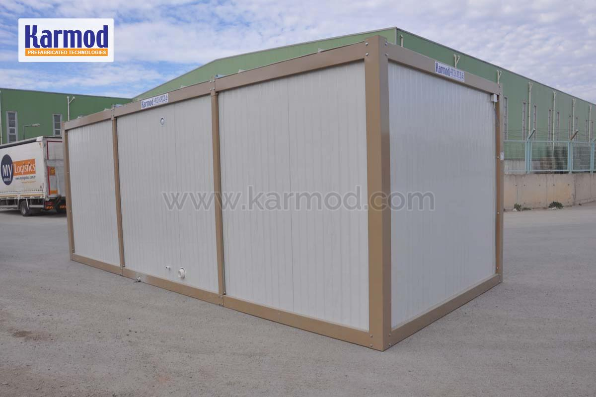 Construction Site Accommodation container