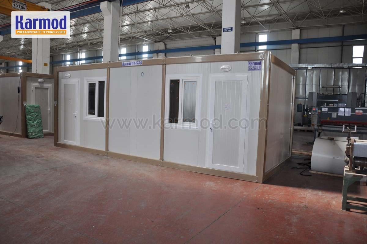 portable Accommodation containers