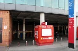 """Karmod Cabins in """"Old Trafford"""" and """"Camp Nou"""""""