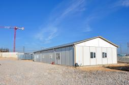 Prefabricated building manufacturer