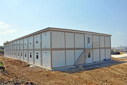 Prefabricated container company