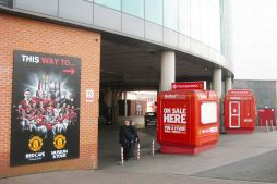Modulos Old Trafford Camp Nou