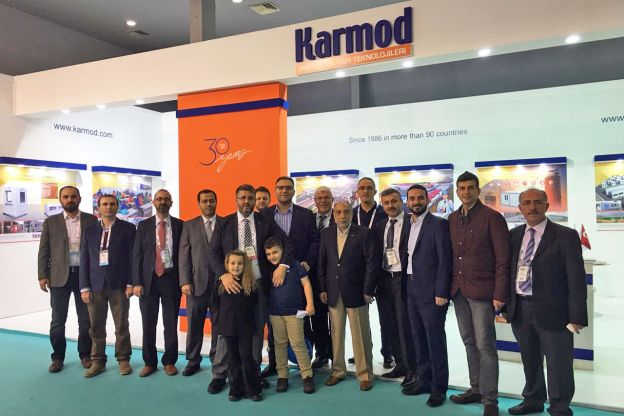 Karmod, welcomed its guests from 123 countries at ..