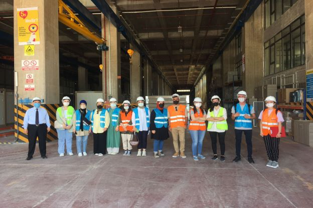 A Visit to Karmod from Istanbul Medipol University Students