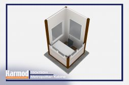 Luxus Raummodule | Luxus Container 150 x 150