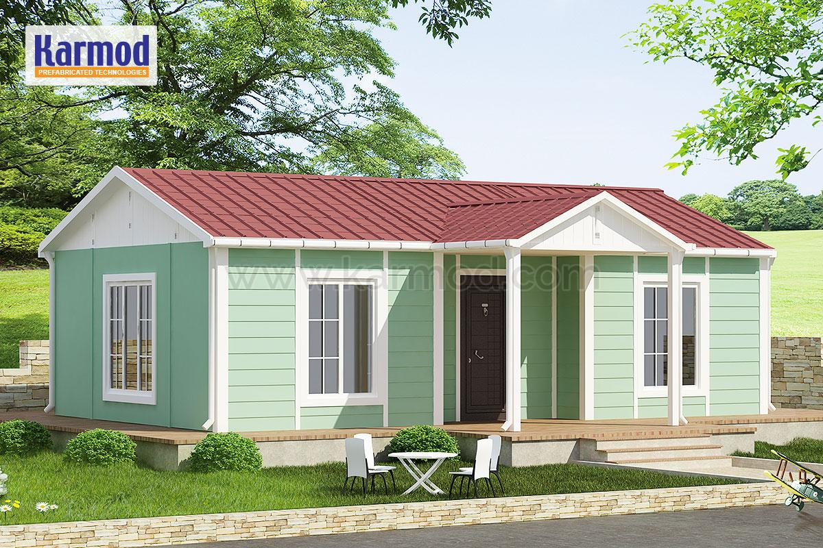 Prefabricated houses modular prices homes Ready made homes prices