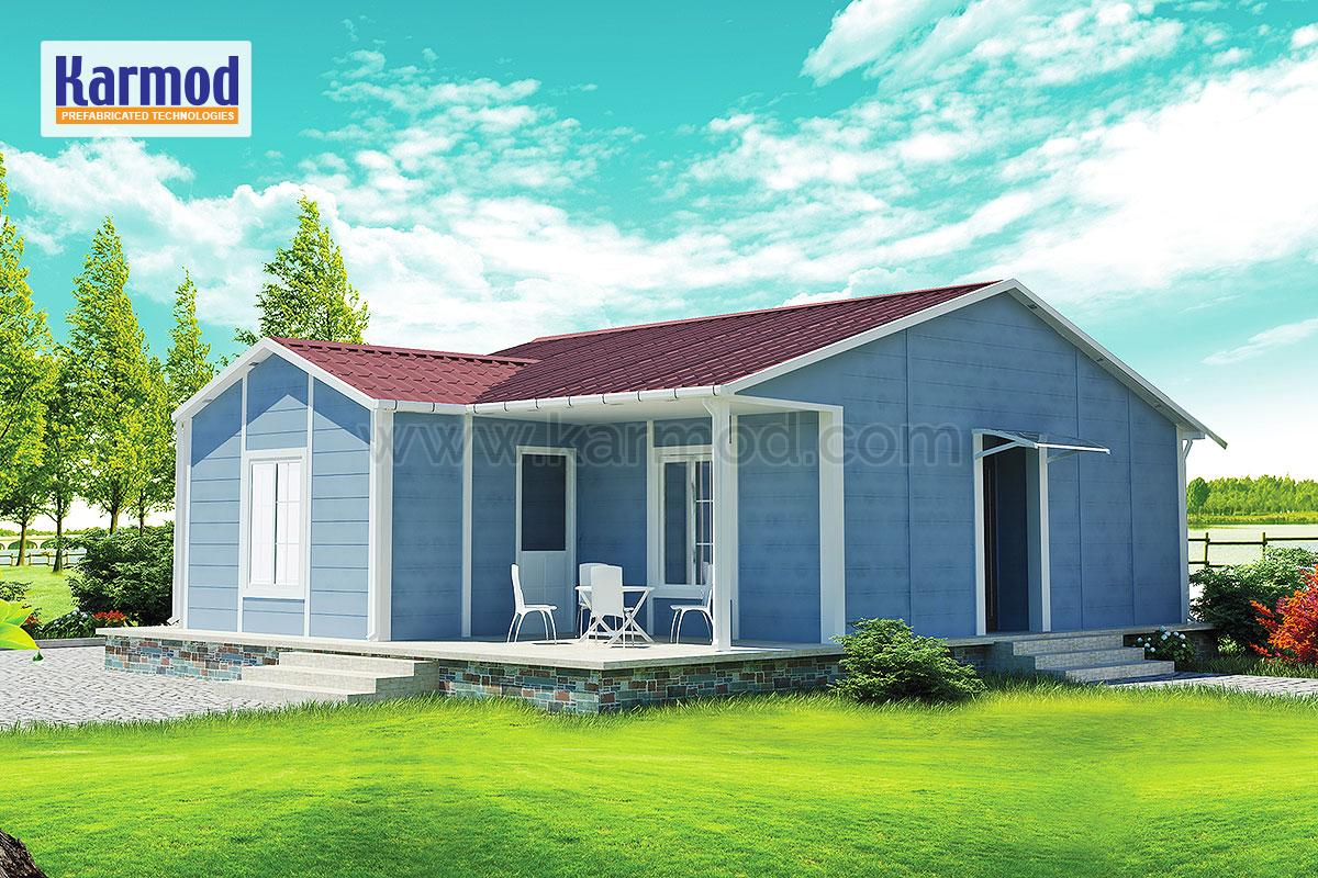 Prefabricated homes prices modern panelized low cost for Prefab building costs