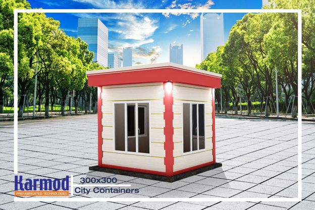 Cheap Office  Containers  | Karmod