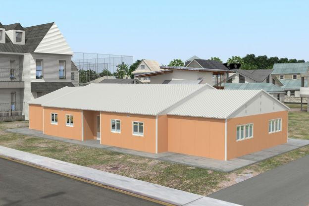 Temporary classrooms for sale