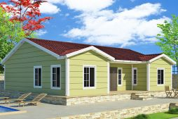 prefabricated commercial building