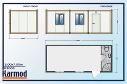 Commercial Containers   Portable   Flat Pack   Modular