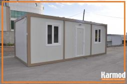 Container Housing   Camps   Temporary