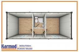 Containerized    Army   Camp    Military
