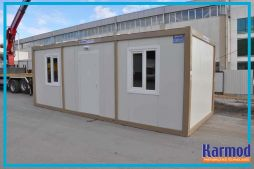 Flat pack storage containers for sale   Karmod