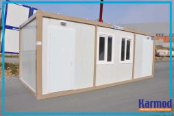 Low Cost Flat Pack Container House | Karmod