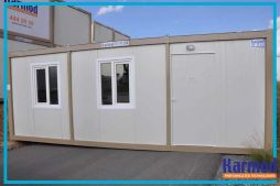 Flat Pack Container office | Karmod