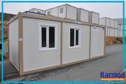 Flat Pack Container Buildings | Karmod