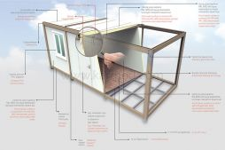 Flat Pack Container Shower | Karmod