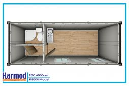 Flat Pack Containers | Karmod