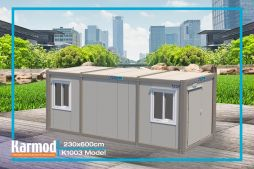 Flat Pack Container Homes | Karmod
