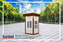 Modern Container Homes 150x150