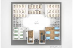 Modular classroom building plans