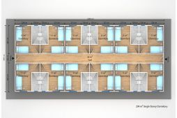 Portable dormitory | Constructor Accommodation