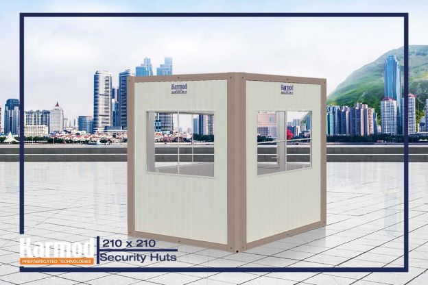 Security Huts 210x210