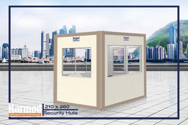 Security Huts 210x260