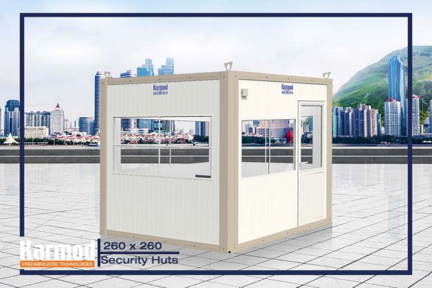Security Huts 260x260