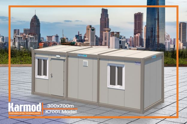 Portable Office Container K 7001