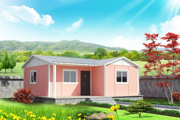 49 m2 Prefabricated House