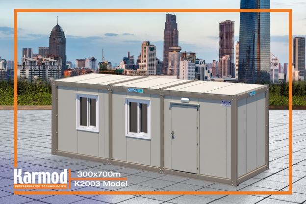 Portable Office Container K 2003