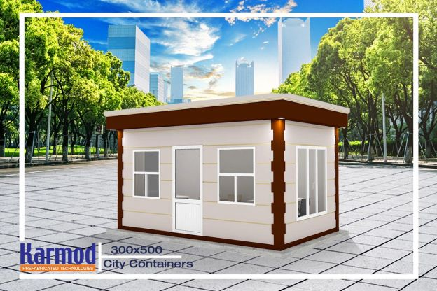 City Containers 300 x 500