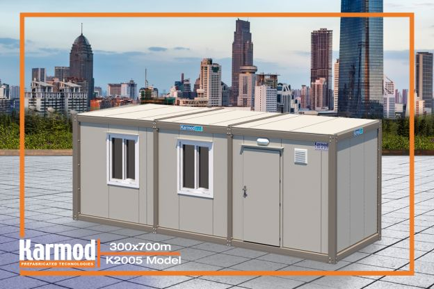 Portable Office Container K 2005