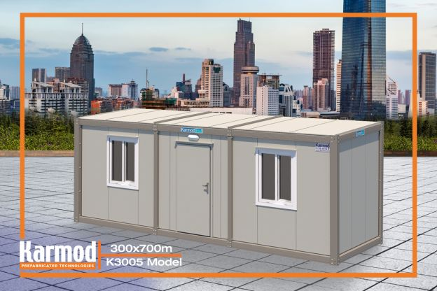Portable Office Container K 3005