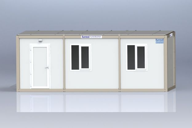 Flat Pack Container K 1001