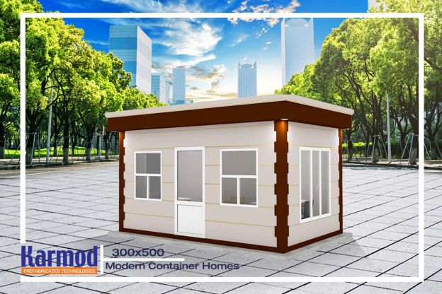 Modern Container Homes 300x500