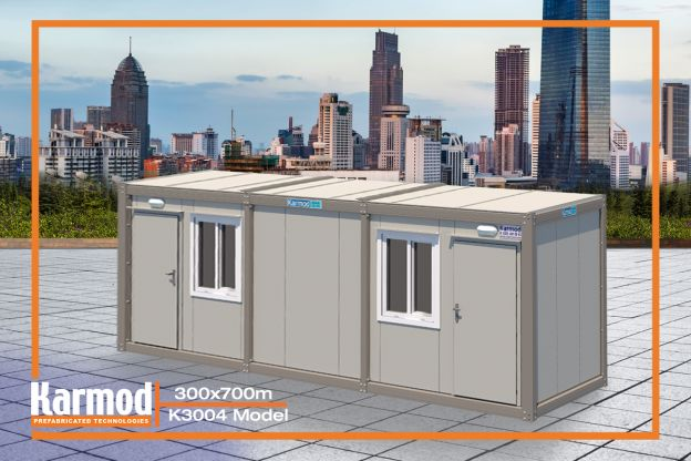 Portable Office Container K 3004