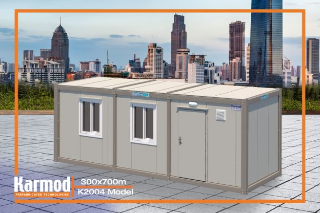 Portable Office Container K 2004