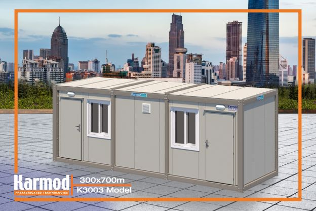 Portable Office Container K 3003