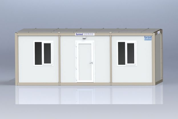Sandwich Panel Container K 1002