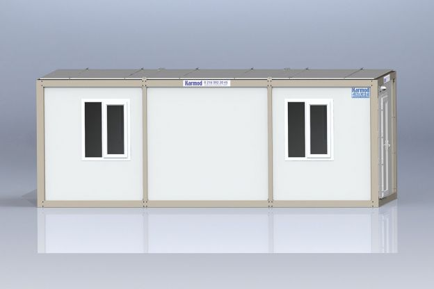 Sandwich Panel Container K 1003